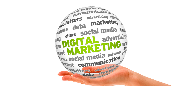 Digital marketing for good health