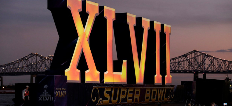 Super Bowl XLVII, Social media and Sassy Real-time marketing