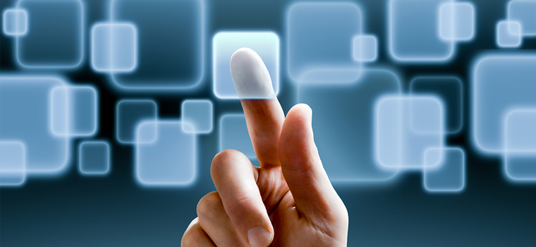 Digital marketing: The rise of touch screens and leap motion