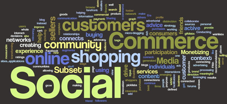 Social media marketing: Social commerce for winners