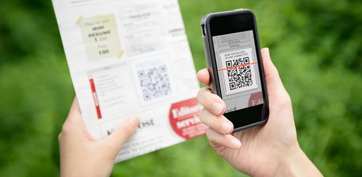 Mobile marketing – The Queer Case of QR Codes