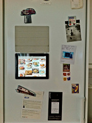 smart fridge photo