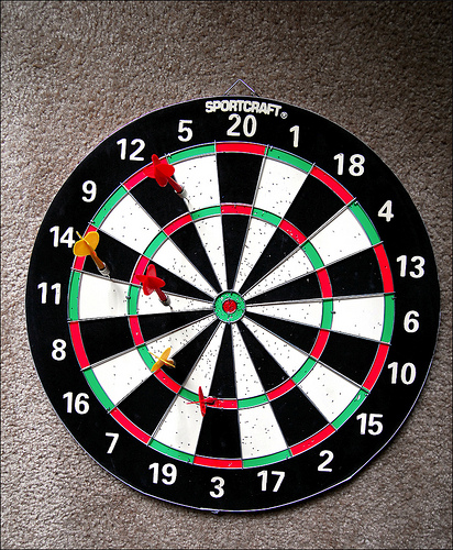 dartboard photo