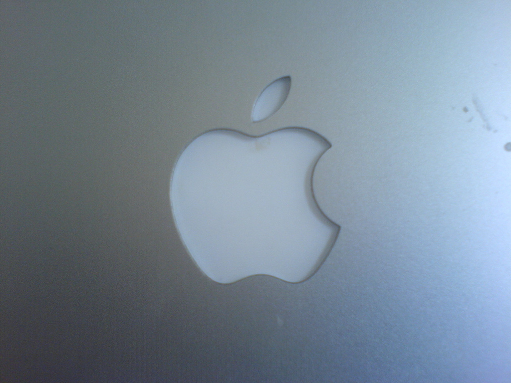 apple brand photo