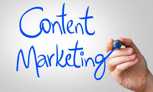 Content marketing photo
