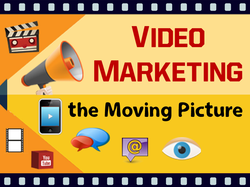 Video Marketing – The Moving Picture [Infographic]