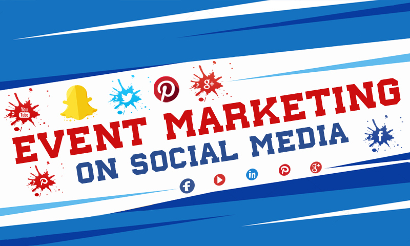 Event Marketing on Social Media [Infographic]