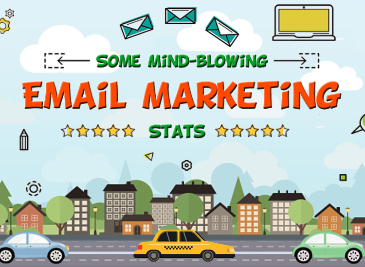 Some Mind-blowing Email Marketing Stats